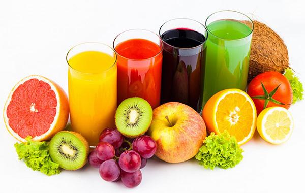 Ăn trái cây khi nâng mũi