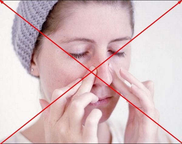 chăm sóc sau nâng mũi